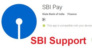 sbi pay support