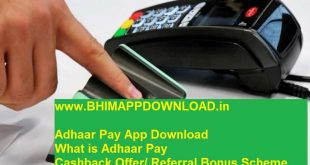 bhim adhaar pay app download