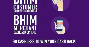 bhim adhaar pay cashback referral bonus