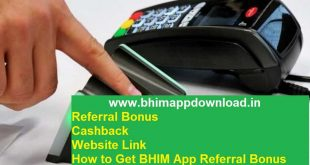 bhim adhaar pay cashback referral offer