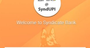syndicate bank upi