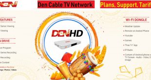 den tv cable network