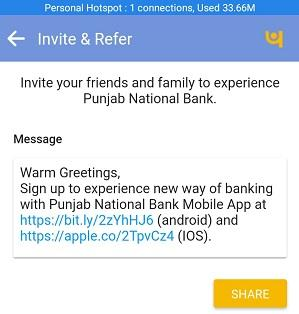 pnb one refer