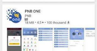 pnb one app