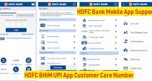 hdfc mobile bank app complaint