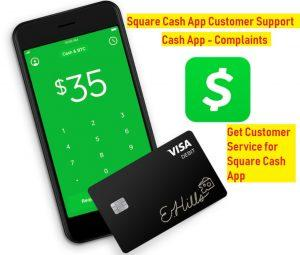 square cash app customer support