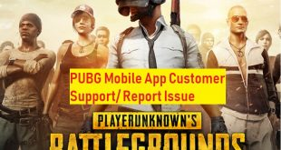 pubg mobile support