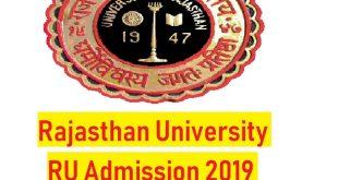 rajasthan uniraj admission student helpline