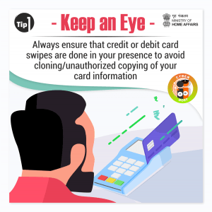 Cyber Fraud Safety Tip 1