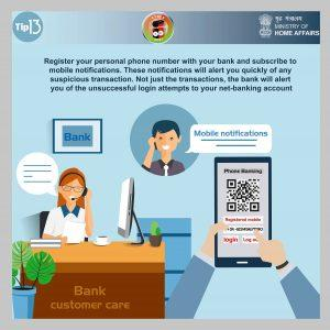 Cyber Crime Fraud Tip