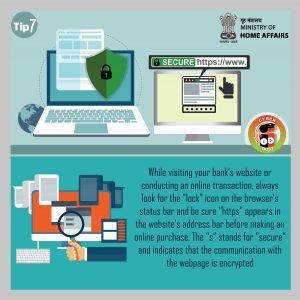 Cyber Fraud Safety Tip