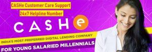 cashe customer care support