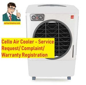 cello cooler warranty