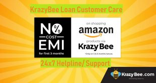 krazybee loan customer care
