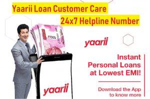 yaarii loan support