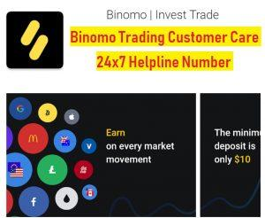binomo customer care