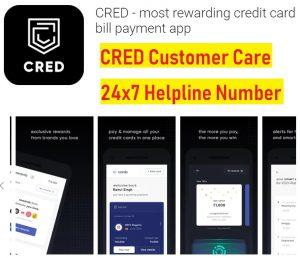 cred customer care support