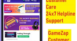 gamezap customer care