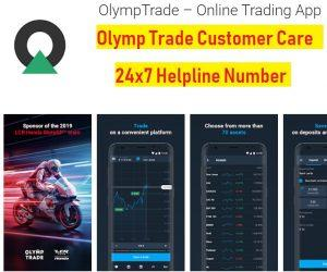 olymp trade customer care