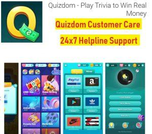 quizdom customer care