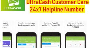 ultracash customer care