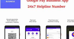 google pay business app customer care